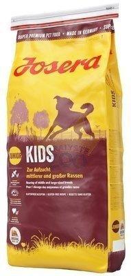 JOSERA Kids 15kg + DentaStix 77g