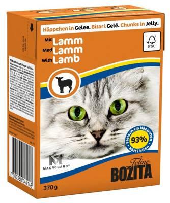 BOZITA Cat Aviena Drebučiuose 370g