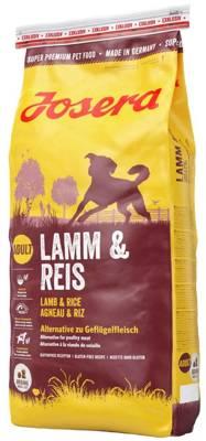 JOSERA Lamb & Rice 15kg