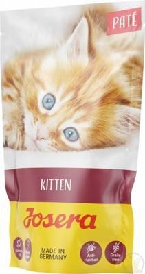"""JOSERA Paštetas """"Kitten"""" su lašišų aliejumi 85g"""