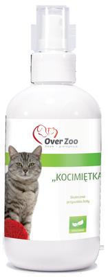 OVER ZOO Katžolė - preparatas viliojantis kates 250ml