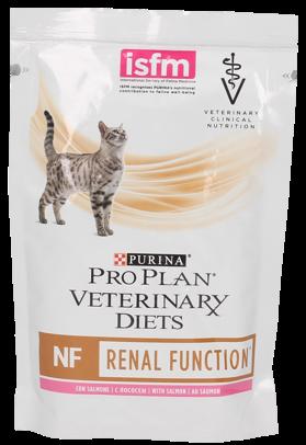 PURINA Veterinary PVD NF Inkstų funkcija katėms 85g - lašiša