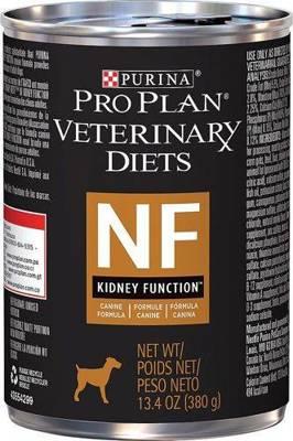 PURINA Veterinary PVD NF Renal Function 400g skardinė
