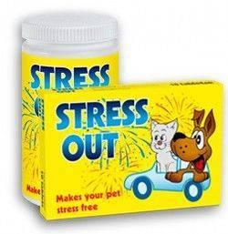 Preparatas Stress Out raminantis 10 tablečių
