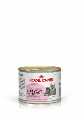 ROYAL CANIN Babycat Instinctive Feline - 195g