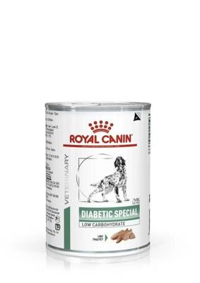 ROYAL CANIN Diabetic Special Low Carbohydrate 410g gali