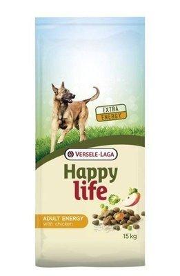 VERSELE-LAGA Happy Life Adult Chicken Energy 15kg