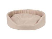 AMIPLAY- Ovali lova Basic beige - S