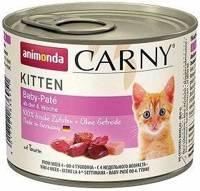 ANIMONDA Cat Carny  Baby Pate 200g