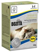 BOZITA Feline Indoor Sterilised 190g