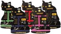 """DINGO rinkinio """"KOCURRO"""" petnešos + pavadėliai didelėms katėms"""