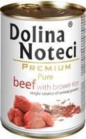 Dolina Noteci Premium Pure Jautiena su rudais ryžiais 400g