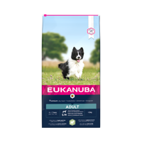 EUKANUBA Adult Small&Medium Breed Rich In Lamb & Rice 12kg