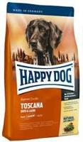 Happy Dog Supreme Toscana 12,5kg + DOLINA NOTECI 400g