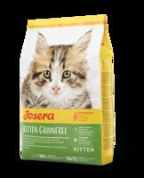 JOSERA Kitten Grainfree 10kg begrūdis maistas