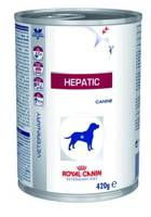 ROYAL CANIN Hepatic HF 16 420g skardinė