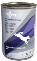 TROVET VPD Hypoallergenic - Venison (šuniui) 400g - skardinė